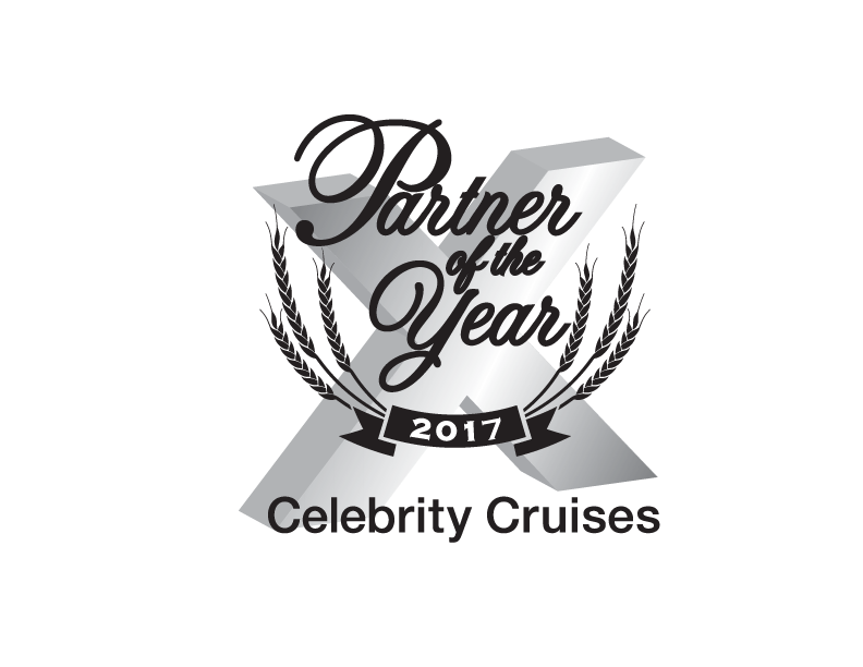 Celebrity Cruises Partnter of the Year