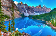 Costsaver Wonders of the Canadian Rockies